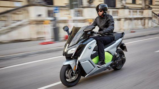 ¿Quieres una moto eléctrica? Tienes que conocer la BMW C Evolution