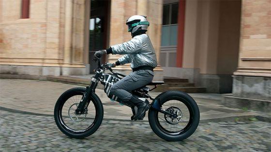 BMW Motorrad Vision AMBY: entre moto y bici para la ciudad